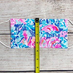 Lilly Pulitzer Accessories - LILLY PULITZER Reusable Non-Medical Face Mask NEW